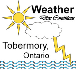weather in Tobermory ON